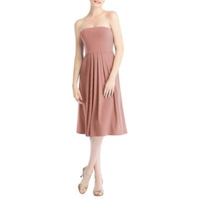 ドレッシーコレクション ワンピース トップス レディース Multi-Way Loop Fit & Flare Dress Desert Rose