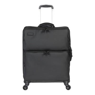 マンダリナダック MANDARINA DUCK キャスター付きバッグ ブラック ナイロン / ポリエステル キャスター付きバッグ