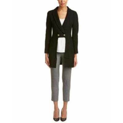 ファッション 衣類 St. John Wool-Blend Jacket 6