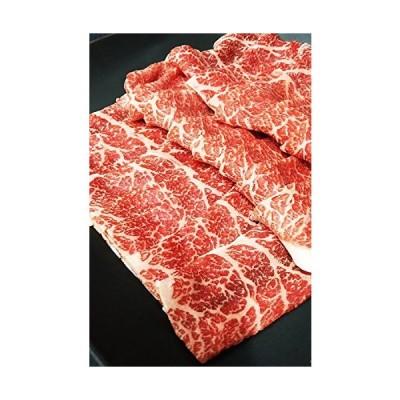 山形県産 米沢牛 もも すき焼き 焼肉用 400g