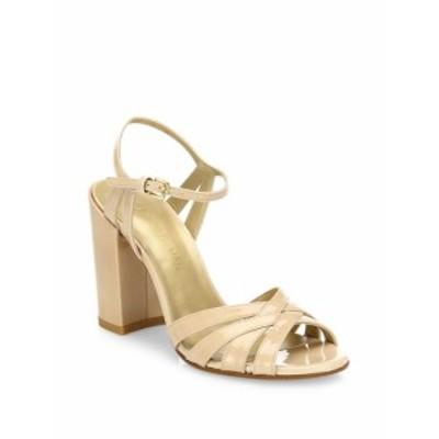 スチュアート ワイツマン レディース シューズ サンダル Memoir Aniline Leather Ankle Strap Sandals