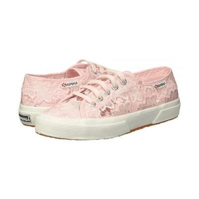 Superga スペルガ レディース 女性用 シューズ 靴 スニーカー 運動靴 2750 Lace Sneaker - Pink