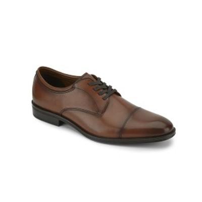 ドッカーズ メンズ ドレスシューズ シューズ Men's Pierdon Dress Oxford Cinnamon