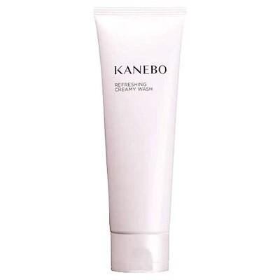 カネボウ KANEBO 洗顔フォーム リフレッシングクリーミィウォッシュ 120ml :宅急便対応 無料 再入荷10 [並行輸入品]