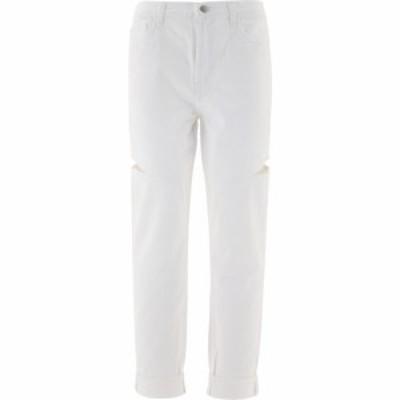 ジェイ ブランド J Brand レディース ジーンズ・デニム ボトムス・パンツ Cut-Out Denim Pants White
