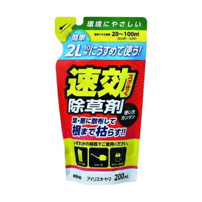 アイリスオーヤマ 株 IRIS 502112 うすめて使う速攻除草剤 502112 期間限定 ポイント10倍
