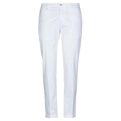 リハッシュ RE-HASH パンツ ホワイト 30 コットン 97% / ポリウレタン 3% パンツ