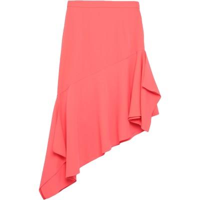 ミリー MILLY ロングスカート フューシャ 12 ポリエステル 90% / ポリウレタン 10% ロングスカート