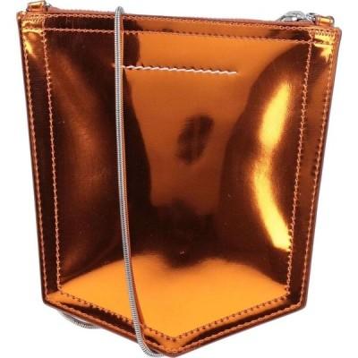メゾン マルジェラ MM6 MAISON MARGIELA レディース ショルダーバッグ バッグ cross-body bags Copper