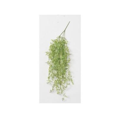 造花 アスカ ミックスリーフハンギングブッシュ #051G グリーンレッド A-42811-51 造花葉物、フェイクグリーン その他の造花グリーン