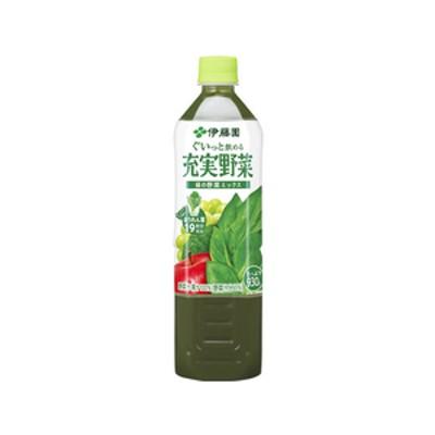 伊藤園 充実野菜 緑の野菜 930gペット F372344