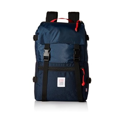 Topo Designs Rover Backpack One Size Navy 並行輸入品