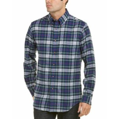 brooks ブルックス ファッション ドレス Brooks Brothers Woven Shirt S Blue