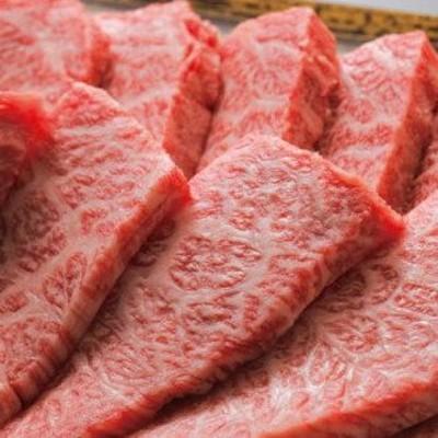 「土佐あかうし」ロース焼き肉用800g
