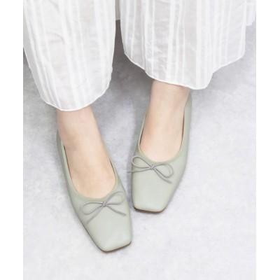 Shoe Fantasy / スクエアバレエシューズ【日本製】 WOMEN シューズ > パンプス
