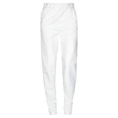 LE TRICOT PERUGIA パンツ ホワイト XS レーヨン 71% / ナイロン 24% / ポリウレタン 5% パンツ