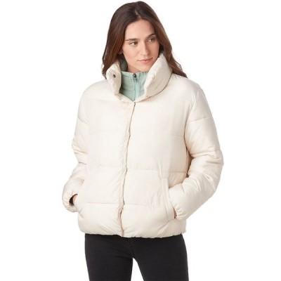 ストイック ジャケット&ブルゾン レディース アウター Short Puffer Jacket - Women's Oatmeal