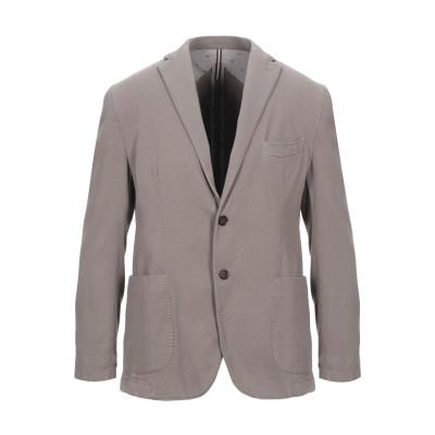 JERRY KEY テーラードジャケット カーキ 44 コットン 98% / ポリウレタン 2% テーラードジャケット