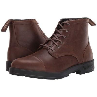ブランドストーン BL1935 メンズ ブーツ Antique Brown w/ Toe Cap