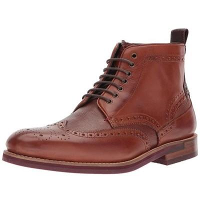 テッド ベーカー メンズ Hjenno ブーツ, タン, 8 D(M) US(海外取寄せ品)