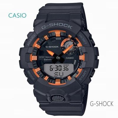 メンズ 腕時計 7年保証 カシオ G-SHOCK G-SQUAD GBA-800SF-1AJR 正規品 CASIO FIRE PACKAGE'20 ファイアー・パッケージ