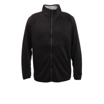 デュアリグ(DUARIG)洗っても機能が続く UV 吸汗速乾 ジャージ LGRID ウォームアップジャケット 851D1TJ6793 BLK