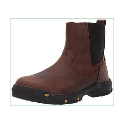 [CATERPILLAR] Men's Wheelbase Steel Toe Industrial Shoe【並行輸入品】