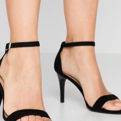 ニュールック レディース サンダル High heeled sandals - black