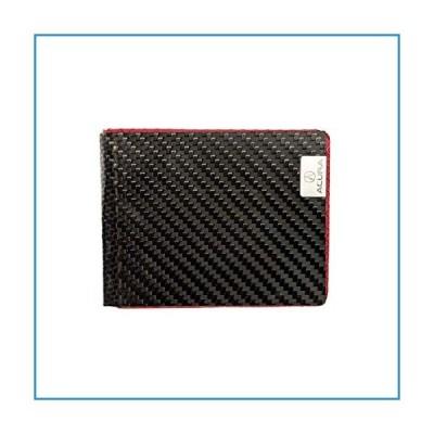 新品Common Fibers Real Carbon Fiber Acura Edition Bifold Mens Wallet - Official Licensed Product【並行輸入品】