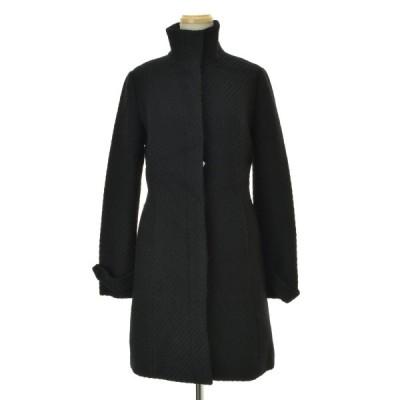 VICKY COUTURE / ビッキークチュール スタンドカラー ウールコート
