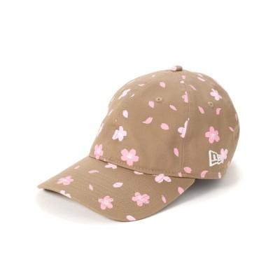帽子屋ONSPOTZ / ニューエラ キャップ 9THIRTY SAKURA NEW ERA WOMEN 帽子 > キャップ