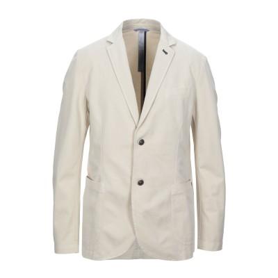 メイソンズ MASON'S テーラードジャケット ベージュ 50 コットン 96% / ポリウレタン 4% テーラードジャケット