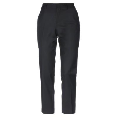 PT Torino パンツ ブラック 40 ポリエステル 54% / ウール 44% / ポリウレタン 2% パンツ