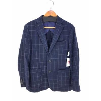 アントニオラヴェルダ ANTONIO LAVERDA テーラードジャケット サイズ175cm-6drop メンズ 【中古】【ブランド古着バズストア】