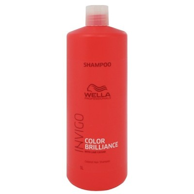 ウエラ プロフェッショナル インヴィゴ カラーブリリアンス カラーヘア シャンプー 1000ml ヘアケア WELLA PROFESSIONALS