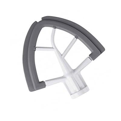 Flex Edge Beater for KitchenAid TiltHead Stand Mixer 4.55 Quart Flat Beater