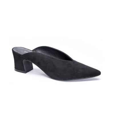 チャイニーズランドリー レディース サンダル シューズ Pollie Block Heel Dress Mules