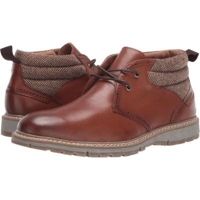ステイシー アダムス Stacy Adams メンズ ブーツ チャッカブーツ シューズ・靴 Grantley Plain Toe Chukka Boot Pecan