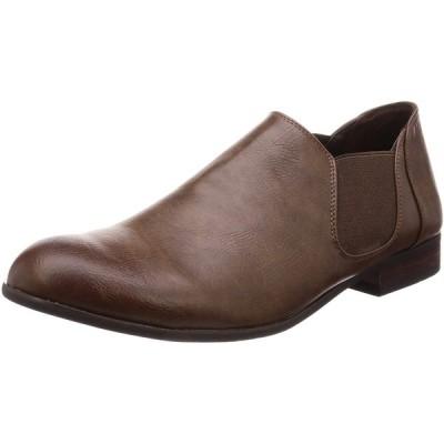 [デデス] 軽くて履きやすくて歩きやすい サイドゴアブーツ/5234 5234 メンズ ブラウン 25 cm