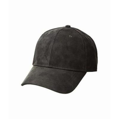 マイケル スターズ レディース ハット キャップ 帽子 Washed Faux Leather Cap