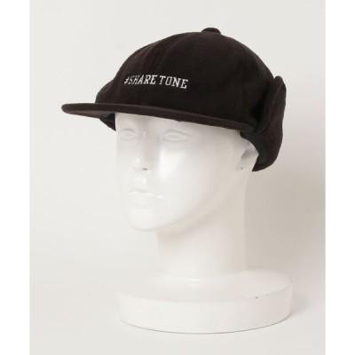 帽子 キャップ [ShareTone / シェアトーン] FLEECE EAR PADS CAP