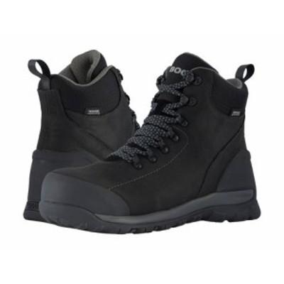 ボグス メンズ ブーツ Foundation Leather WP Mid Comp Toe
