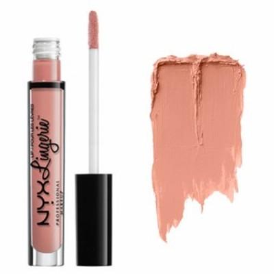 ☆NYX☆Lingerie Liquid Lipstick/ NYX ランジェリー リキッド リップスティック (SILK INDULGENT)