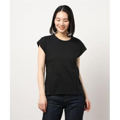 """tシャツ Tシャツ R JUBILEE(アールジュビリー)""""Back-open Layerd Tee NU"""