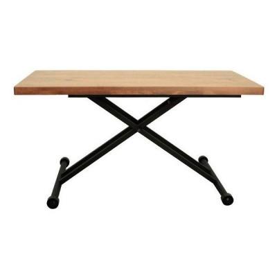 120リフティングテーブル 天然木無垢仕様 「アルダー」