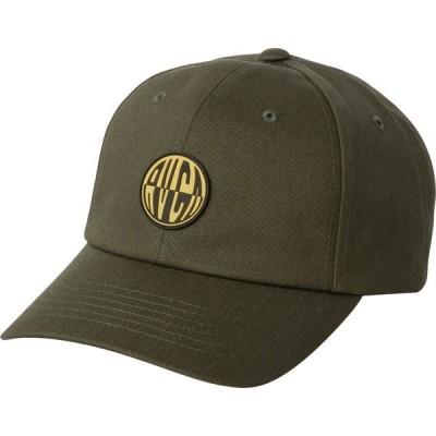 ルーカ 帽子 アクセサリー メンズ RVCA Men's Compound Adjustable Hat Aloe