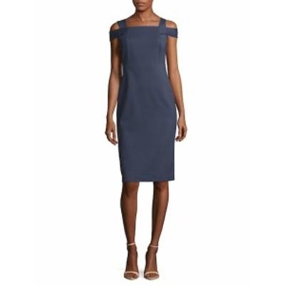 ラファイエット148ニューヨーク レディース ワンピース Cold Shoulder Sheath Dress