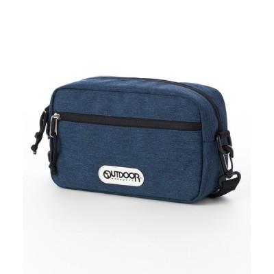 OUTDOOR PRODUCTS / HACKAMORE SHOULDER  ミニショルダーバッグ 軽量で適度な強度を持つポリエステル生地を使用 MEN バッグ > ショルダーバッグ