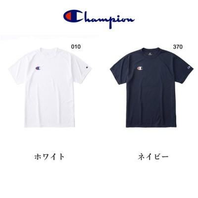 チャンピオン Tシャツ  Champion スポーツ ウェア 男女兼用 ユニセックス 1P 抗菌 防臭 日本正規品 c3-ps390