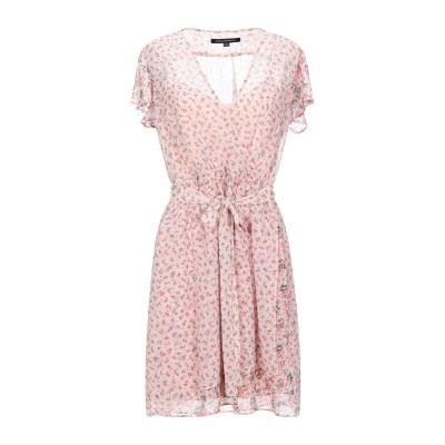 フレンチコネクション FRENCH CONNECTION ミニワンピース&ドレス ピンク 8 ポリエステル 100% ミニワンピース&ドレス